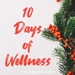 10 Days of Wellness
